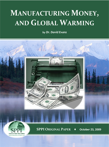 Cover image: Manufacturing Money and Global Warming