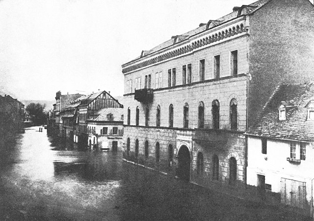 1882 flood, Neuwied_Hochwasser
