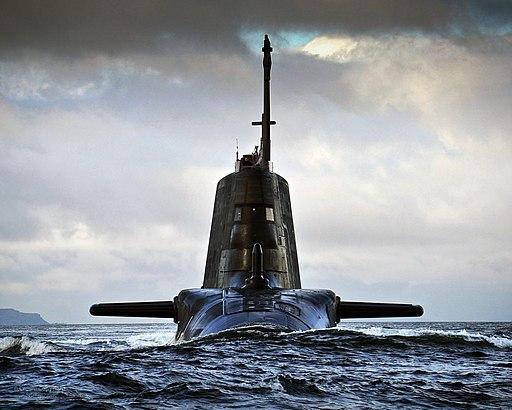 HMS Ambush, Nuclear Submarine