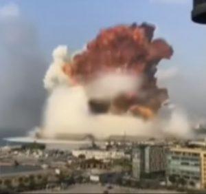 Beirut Bomb.