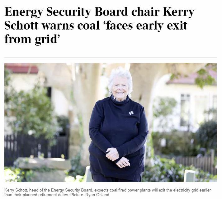 Energy Security Board