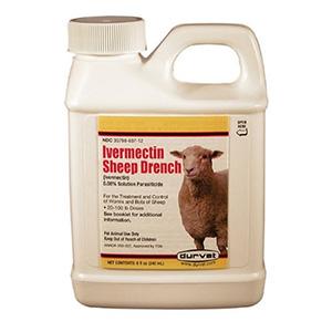Ivermectin, Sheep Dip