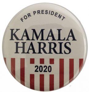 President Harris Button