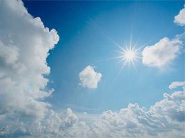The Sun provides Vitamin D