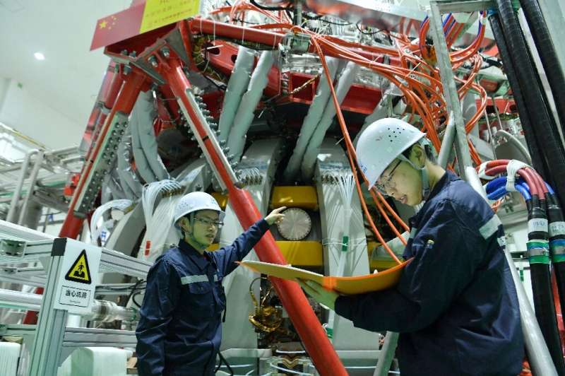 The HL-2M Tokamak reactor i