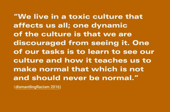 We live in a toxic cultures...