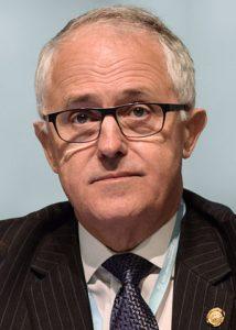 Malcolm Turnbull | | Veni Markovski